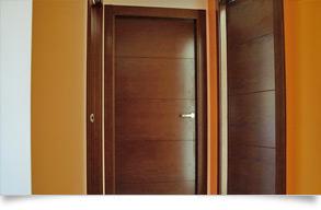 Reformas y dise o de interiores en madrid contacta con - Puertas de diseno interior ...
