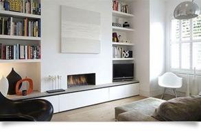 Reformas y dise o de interiores en madrid grupo marvall - Diseno de interiores fotos ...