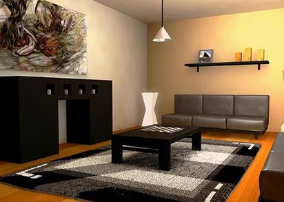 Reformas y dise o de interiores en madrid contacta con for Colores de pinturas para interiores modernos